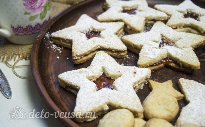 рецепты смешанного печенья