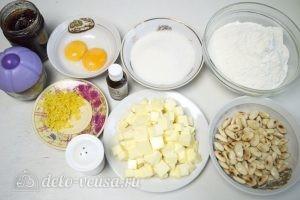 Линцерское печенье: Ингредиенты