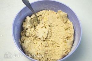 Линцерское печенье: Получается плотное, но мягкое тесто