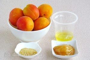 Самбук абрикосовый: Ингредиенты