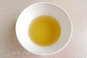 Самбук абрикосовый: Распустить желатин