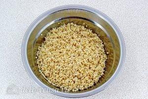 Суп из консервированной сайры с пшеном в мультиварке: Пшено промыть