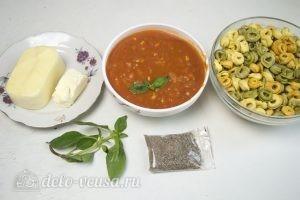 Тортеллини в духовке: Ингредиенты