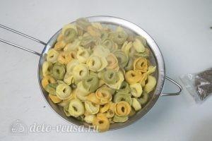 Тортеллини в духовке: Отварить тортеллини