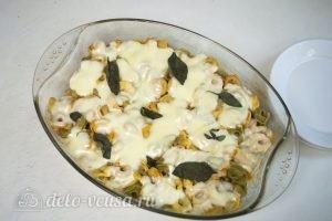 Тортеллини в духовке: Запекать в духовке