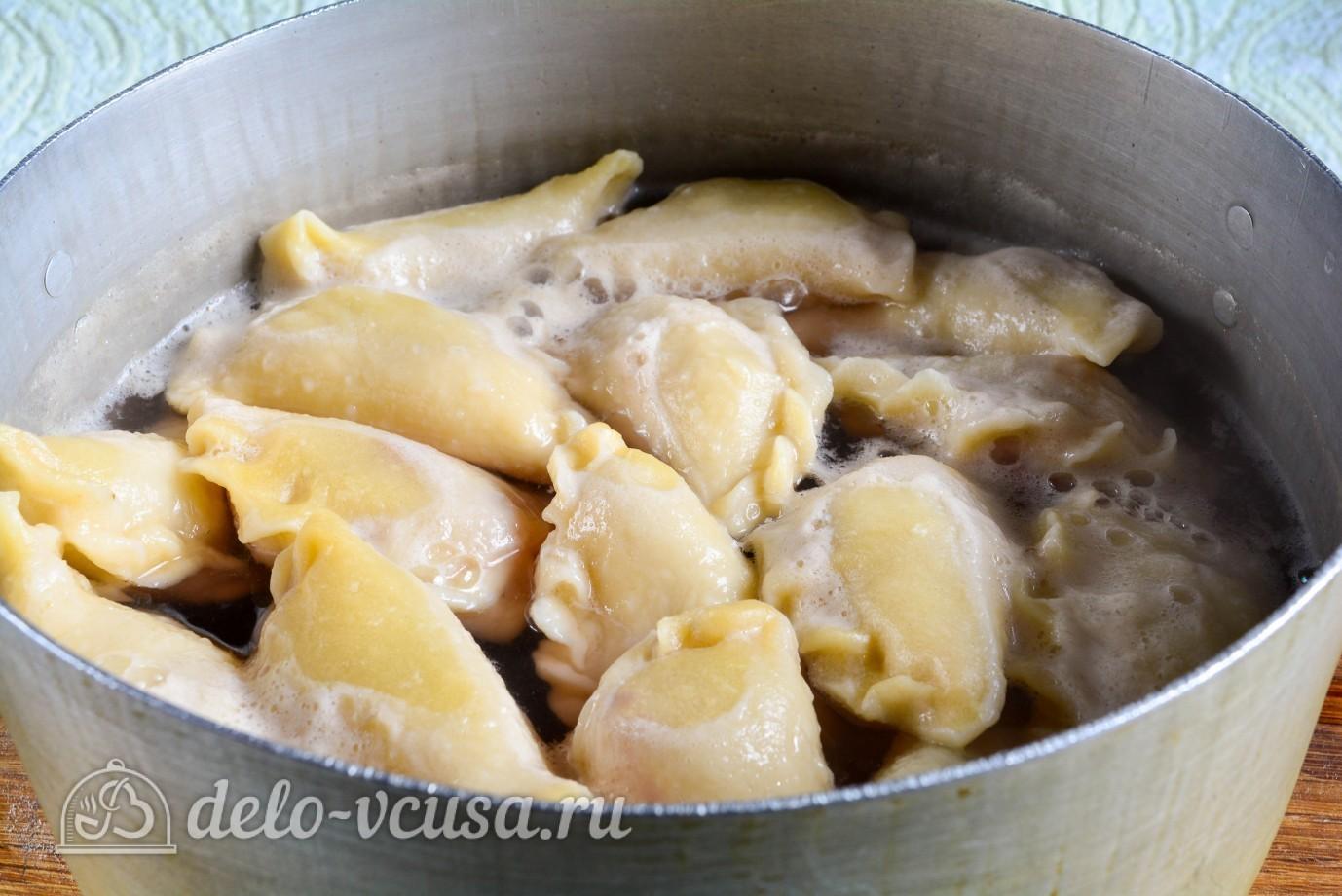 Тесто на воде на вареники с картошкой рецепт на воде