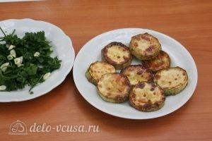 Жареные кабачки на зиму: Обжариваем кабачки