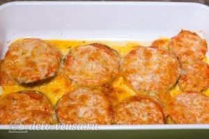 Баклажаны под сыром в духовке: Запекаем до готовности