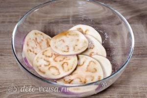 Баклажаны под сыром в духовке: Ждем пока синенькие пустят сок