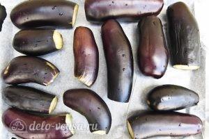 Икра из баклажанов на зиму: Отправляем баклажаны в духовку
