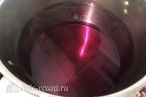 Вишневый компот с черной смородиной на зиму: Готовим сироп
