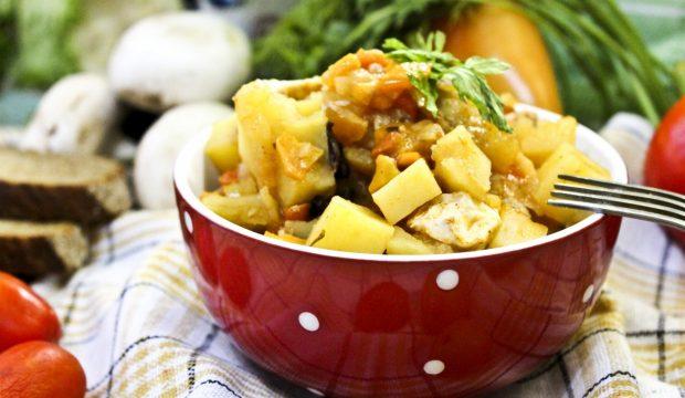 Запеканка с гречкой и фаршем в духовке рецепт с фото