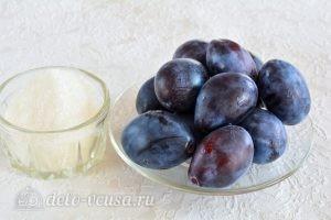 Варенье из сливы без косточек: Ингредиенты