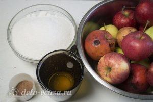 Яблочное масло: Ингредиенты
