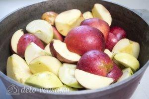 Яблочное масло: Варить яблоки