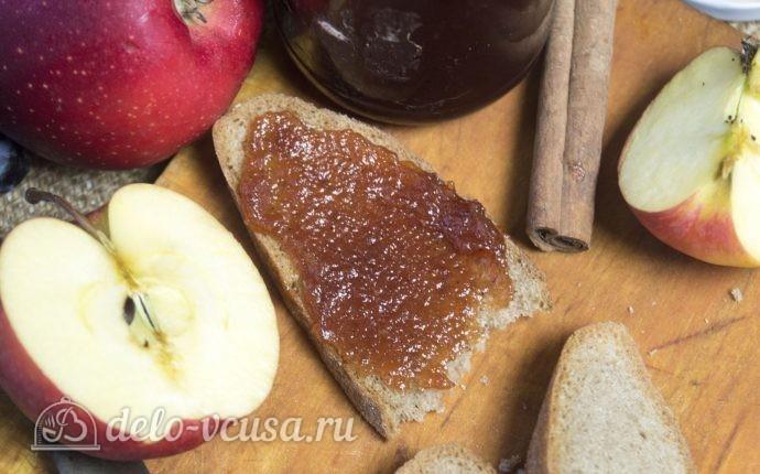 Повидло яблочное в духовке рецепт