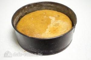 Тыквенный пирог: Дать пирогу остыть