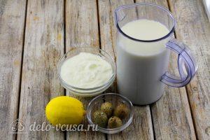 Сыр Филадельфия в домашних условиях: Ингредиенты