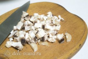 Драники с грибами: Приготовьте грибы