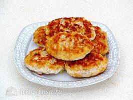 Котлеты из свинины с рисом: Запекаем котлеты в духовке