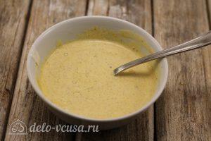 Куриное филе в сливках в духовке: Подготовить соус