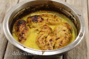 Куриное филе в сливках в духовке: Запекаем до готовности