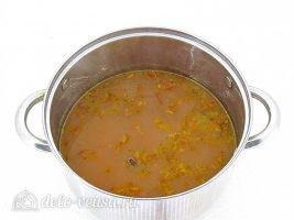 Суп с фасолью и сосисками: Варим 5 минут