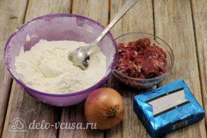 Суп с пельменями: Ингредиенты