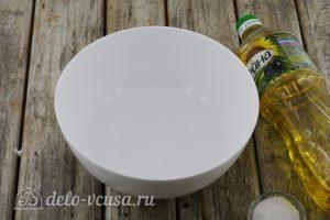 Тесто для чебуреков на воде: Подготовим воду