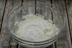 Янтык: Добавить пшеничную муку