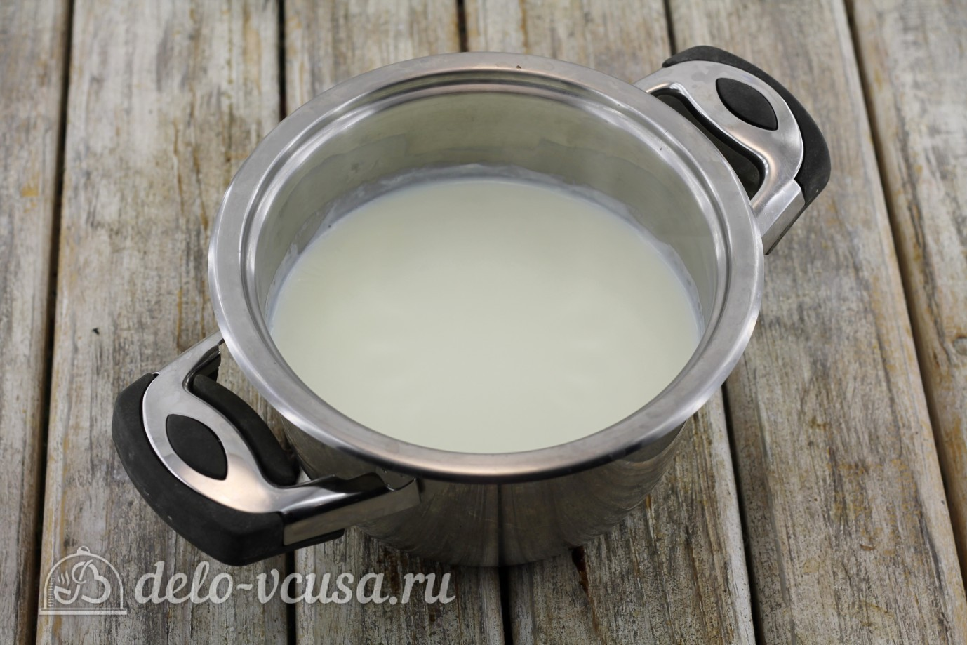 Кефир из молока в домашних условиях: Молоко подготовить