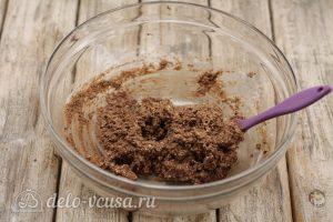 Сырники с кукурузным крахмалом по Дюкану: Добавить какао