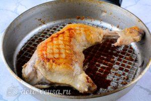 Жареная курица в соевом соусе: Жарить курицу в соусе