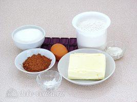 Домашнее шоколадное печенье: Ингредиенты