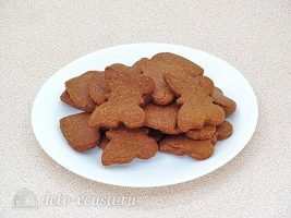Домашнее шоколадное печенье: Выпекаем до готовности