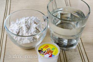 Тесто для пельменей на кипятке: Ингредиенты