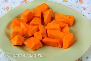 Варенье из тыквы с апельсином и лимоном: Подготовить тыкву