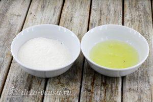 Заварной белковый крем: Ингредиенты