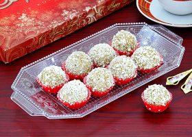 Десертные шарики Казачок