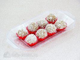 Десертные шарики Казачок готовы