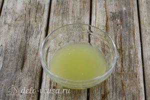 Лимонный курд с крахмалом: Добываем сок лимона