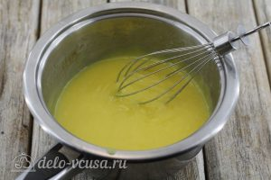 Лимонный курд с крахмалом: Доводим до готовности