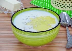 Молочный суп перловый