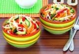 Салат из дайкона по-корейски