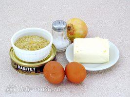 Рисовые шарики со шпротами: Ингредиенты
