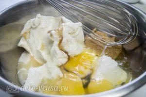 Ореховый чизкейк: Готовим начинку для чизкейка