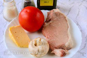 Мясо по-купечески: Ингредиенты