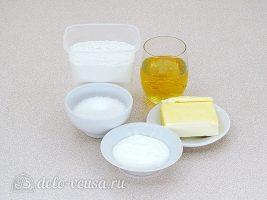 Печенье на пиве и сметане: Ингредиенты