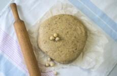Ореховое песочное тесто