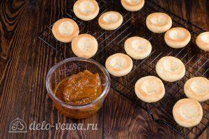 Пирожное Персики: Готовим крем